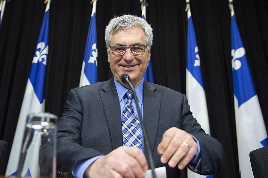 Jean-Marc Fournier a annoncé hier qu'il ne se... (Jacques Boissinot, archives PC)