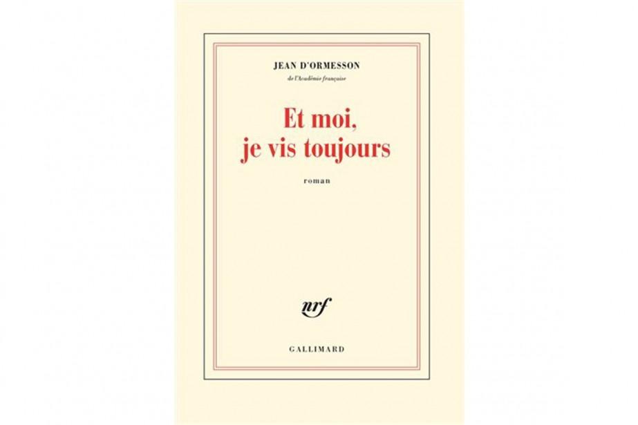 Et moi, je vis toujours... (Image fournie par Gallimard)
