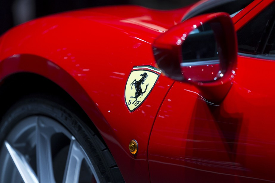La Ferrari 488 Pista. (AP)