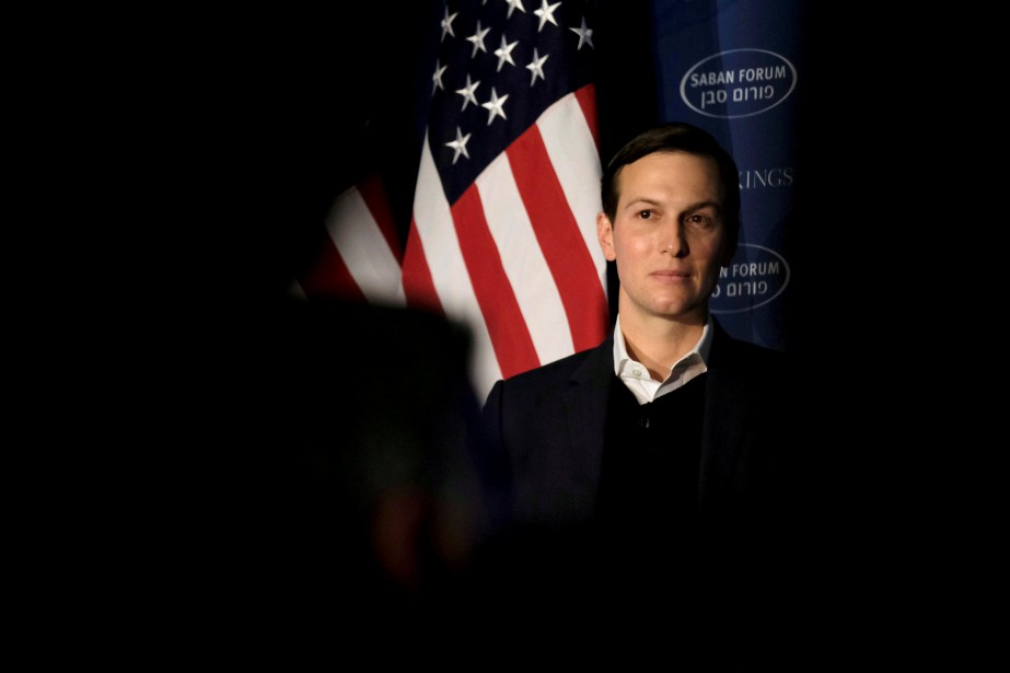 Jared Kushner... (Photo James Lawler Duggan, REUTERS)