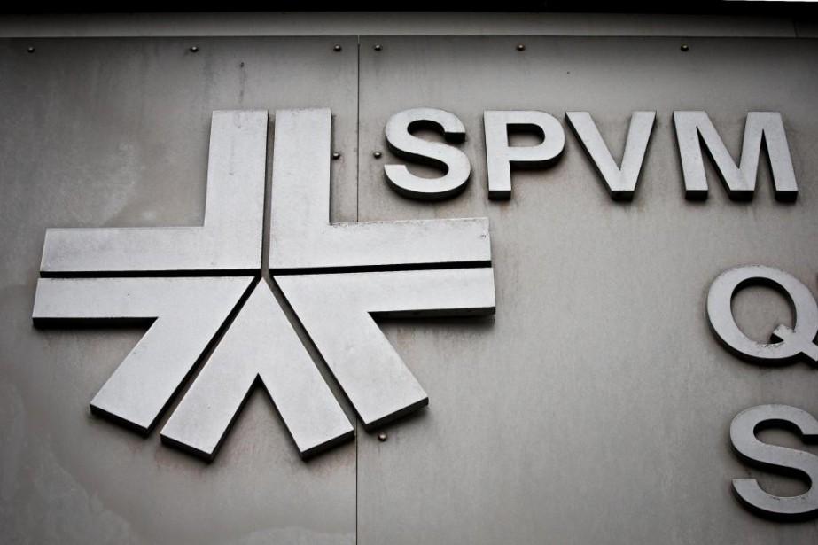 Le SPVM vient d'être condamné pour profilage racial... (Photo Patrick Sanfaçon, Archives La Presse)