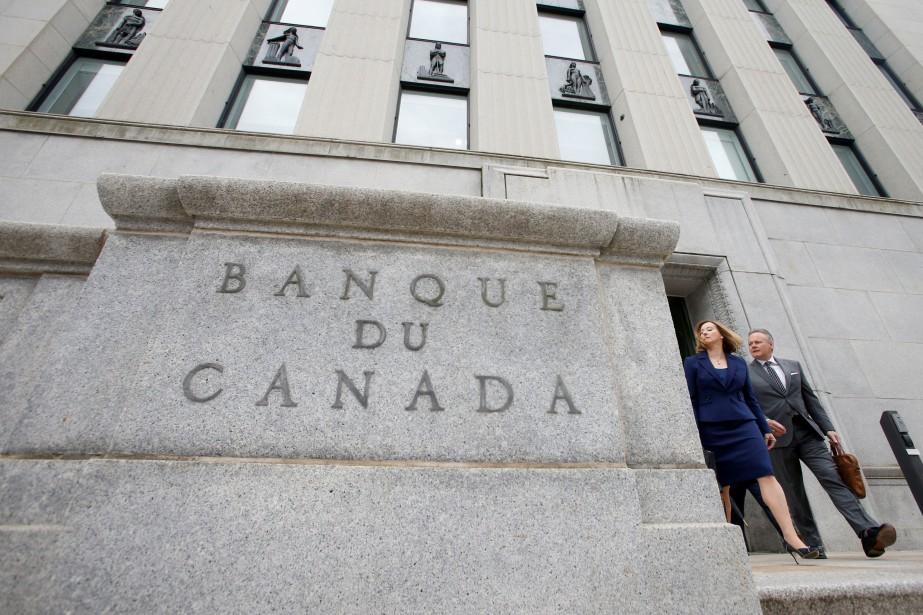 La Banque du Canadanote que les récents développements... (Photo Chris Wattie, archives Reuters)