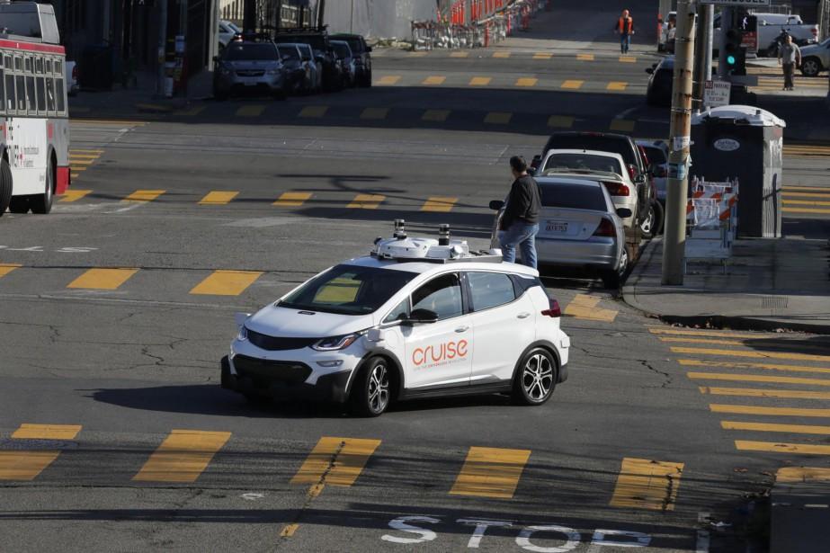 Voici une prédiction inédite sur la voiture autonome: le fait que personne ne...