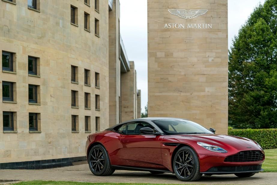 La voiture de ses rêves - L'Aston Martin DB11, «comme celle de James Bond, bien sûr».   | 7 mars 2018