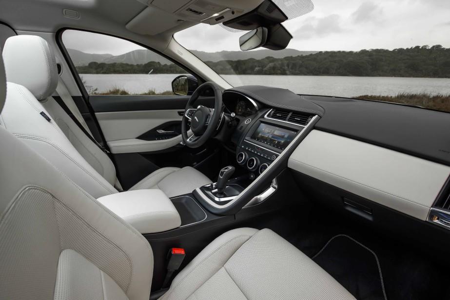Jaguar E-Pace 2019 | 7 mars 2018