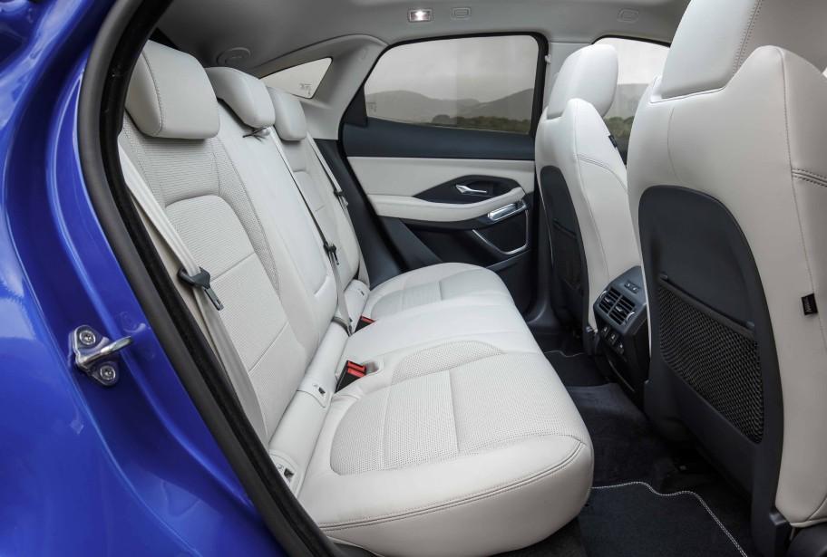 Jaguar E-Pace 2019 - banc d'essai Éric Lefrançois 5 mars 2018 - crédit: Jaguar Land Rover | 7 mars 2018