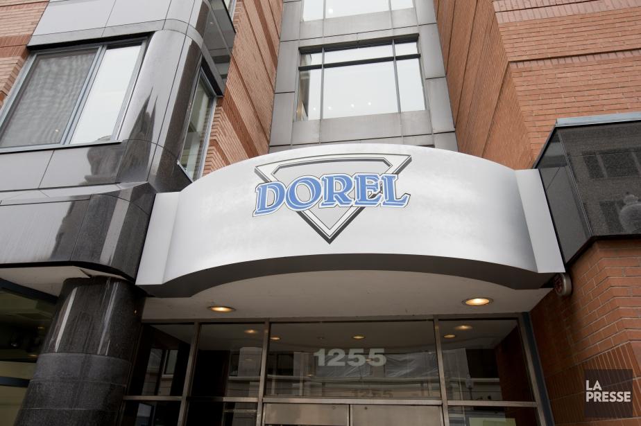 La société Les Industries Dorel a... (Photo Alain Roberge, archives La Presse)