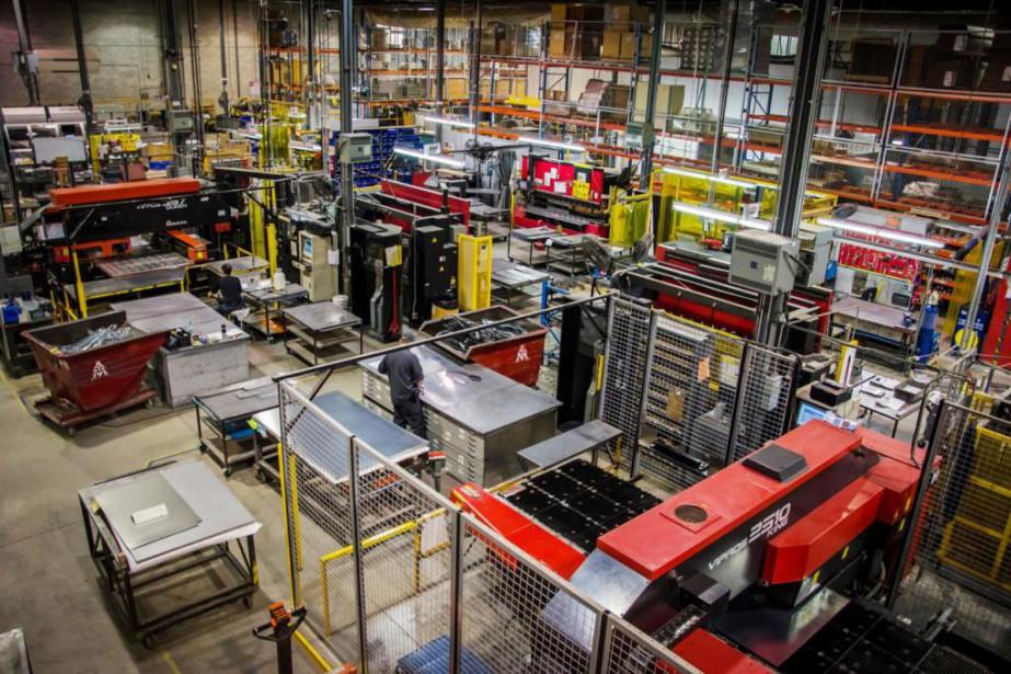 Stelpro fabrique annuellement plus de 800000 appareils de... (photo fournie par Stelpro)