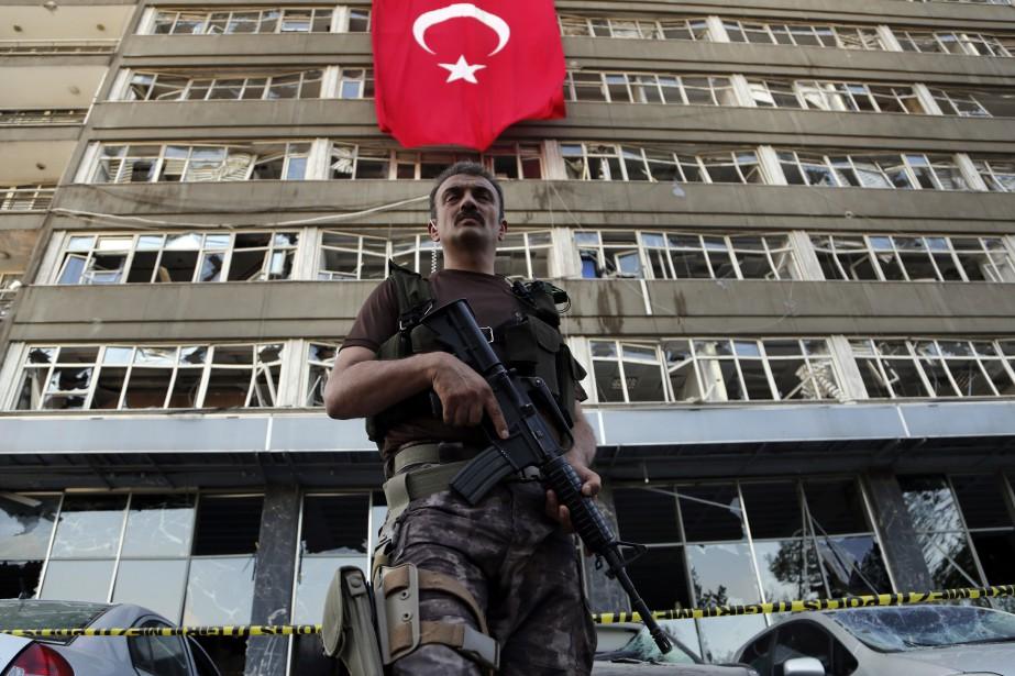 La Turquie est régulièrement critiquée pour l'ampleur des... (Photo Hussein Malla, archives Associated Press)