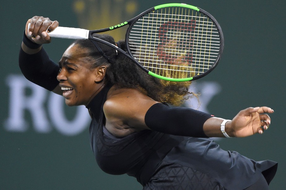 Serena Williams... (Photo Jayne Kamin, Oncea, archives USA TODAY Sports)
