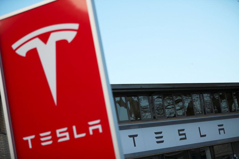 Depuis sa fondation, Tesla n'a généré un (mince)... (PHOTO Hannah McKay, REUTERS)