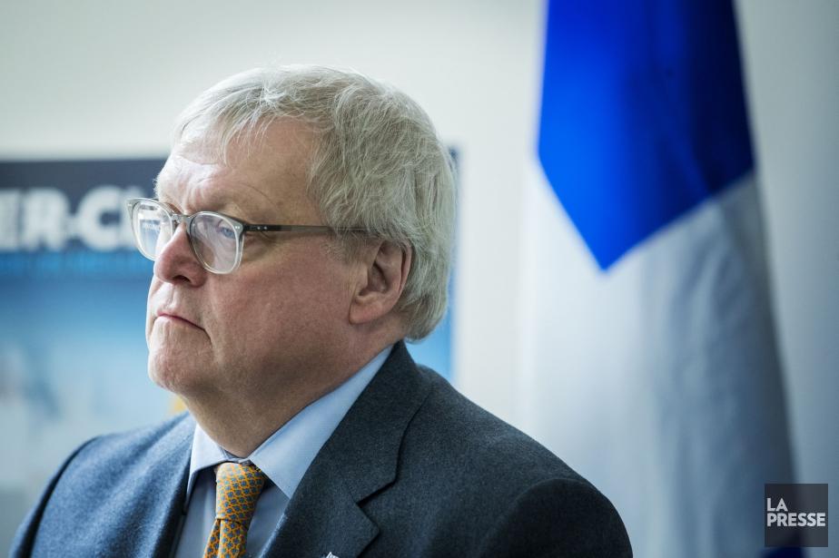Le ministre québécois de la Santé, Gaétan Barrette... (PHOTO MARCO CAMPANOZZI, ARCHIVES LA PRESSE)
