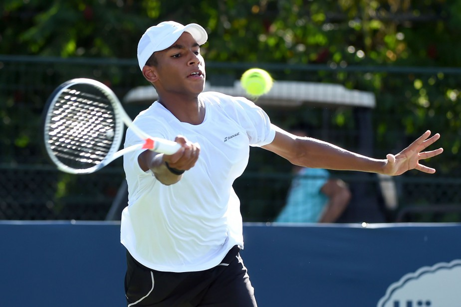 Félix Auger-Aliassime... (PHOTO ARCHIVES USA TODAY)