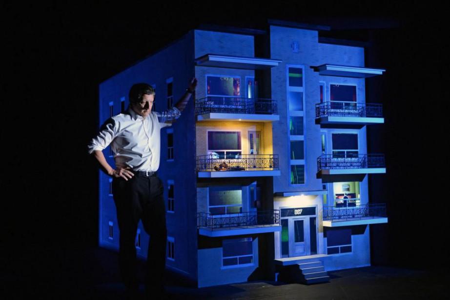 RobertLepage signera deux mises en scène au Théâtre... (PHOTO YVES RENAUD, FOURNIE PAR LE TNM)