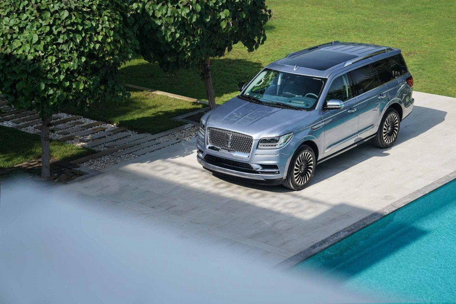 Lincoln Navigator 2018. (La Presse)