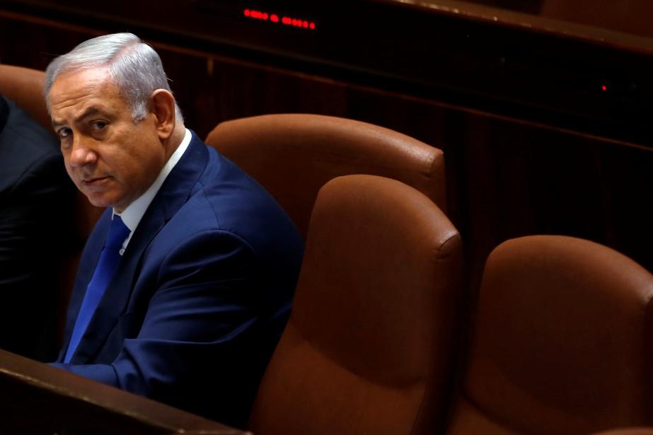 «S'il doit y avoir des élections, nous ferons... (Photo Ronen Zvulun, Reuters)