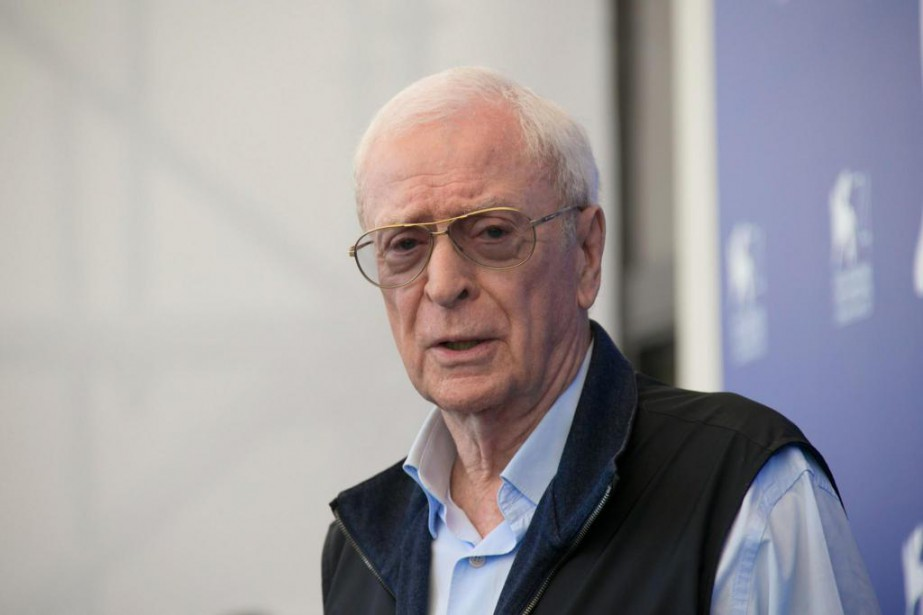 Michael Caine... (Photo Joel Ryan, archives Invision/Associated Press)