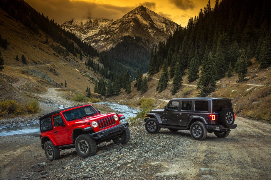 Renouveler le Jeep Wrangler est toujours un exercice délicat. Il faut moderniser cette icône automobile, mais sans que ça paraisse trop. (Photo Jeep)