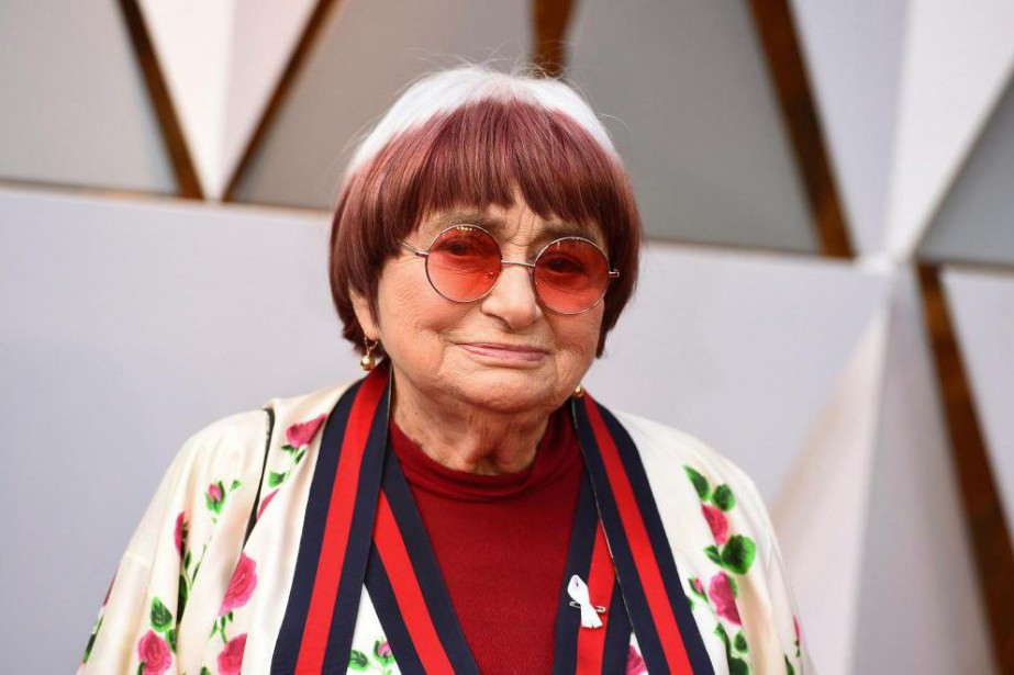 Agnes Varda... (Photo archives AP)