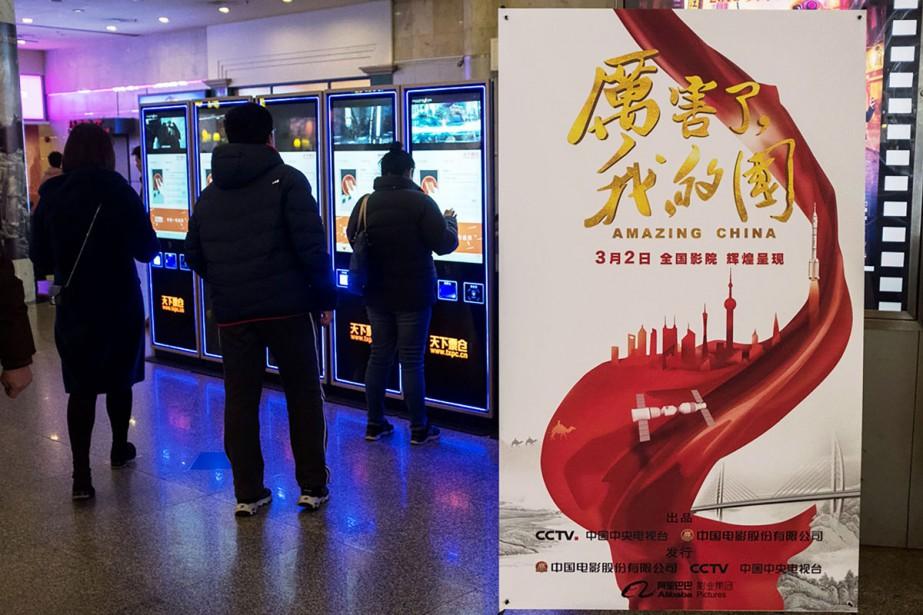 Déjà omniprésent dans les médias,Xi Jinping est désormais... (Photo AFP)