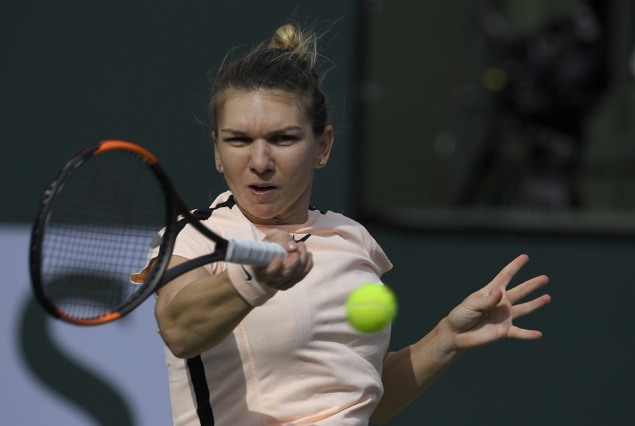 Simona Halep... (Photo AP)