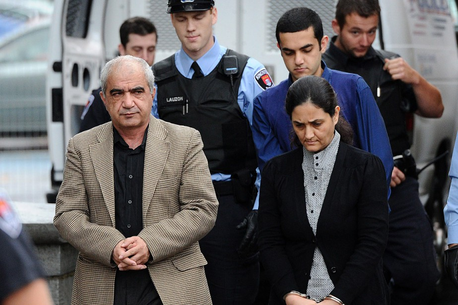 Mohammad Shafia, son épouse Tooba Yahya et leur... (Sean Kilpatrick, archives PC)