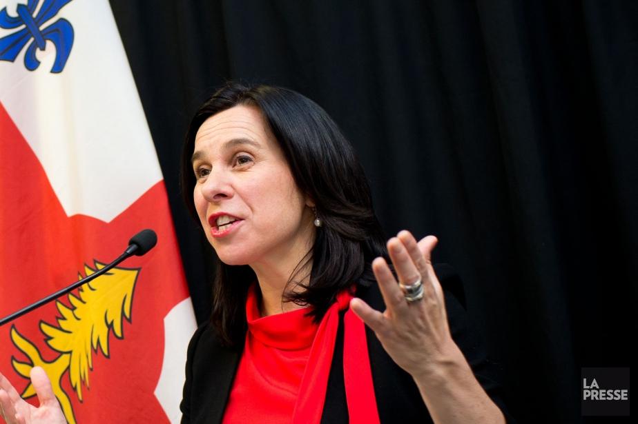 La mairesse de Montréal, Valérie Plante... (PHOTO SARAH MONGEAU-BIRKETT, ARCHIVES LA PRESSE)