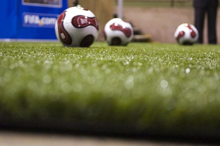 La FIFA sélectionnera 16 villes sur les 23... (Photo archives La Presse)