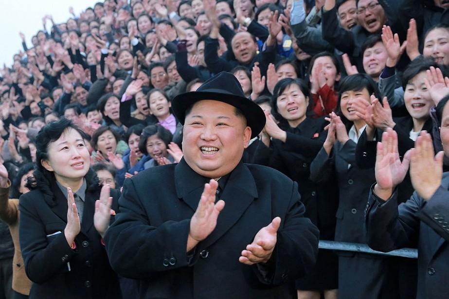 Après des mois d'escalade avec les États-Unis, le... (PHOTO ARCHIVES AFP/KCNA VIA KNS)