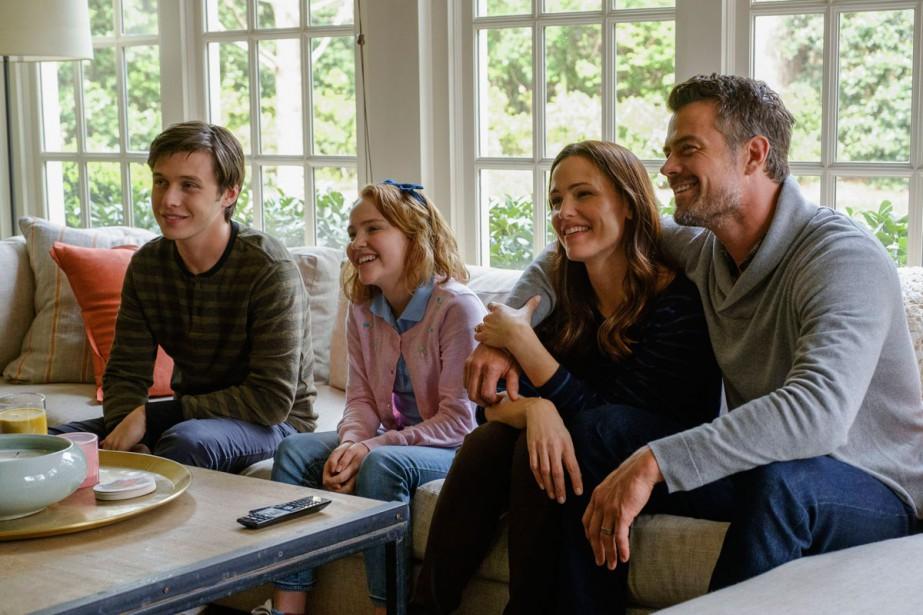 Nick Robinson, Talitha Bateman, Jennifer Garner et Josh... (Photo fournie par 20th Century Fox)