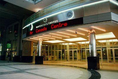 Le Centre Air Canada à Toronto... (Photo d'archives)