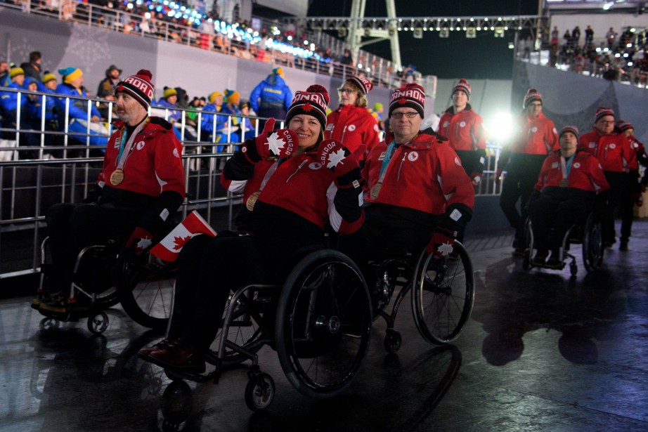 Les athlètes ont attribué la performance du Canada... (PHOTO REUTERS)