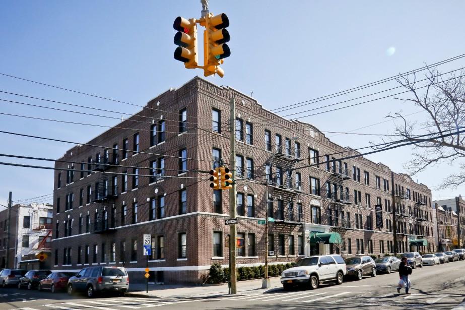 La Housing Rigts Initiative a découvert que la... (AP)
