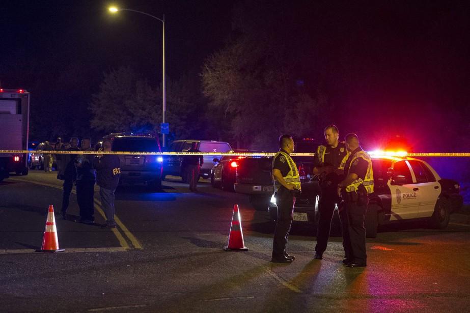 Cette explosion est survenue quelques heures après un... (PHOTO ASSOCIATED PRESS)