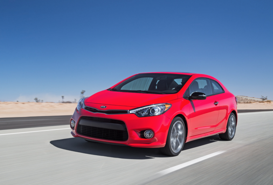 La Kia Forte 2013. (Photo MotorTrend)