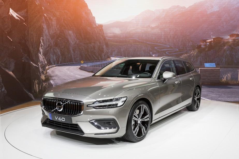 Volvo V60. | 19 mars 2018