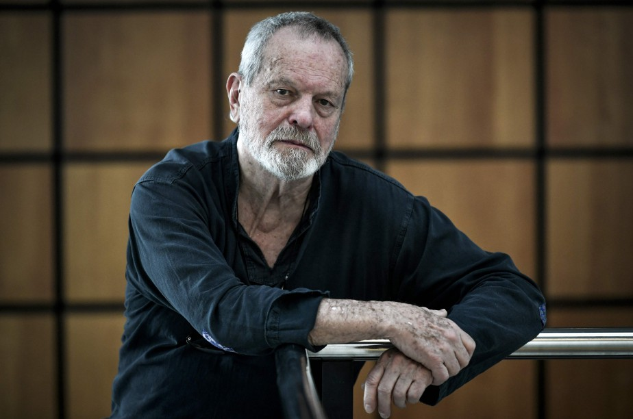 Terry Gilliam... (PHOTO AFP)