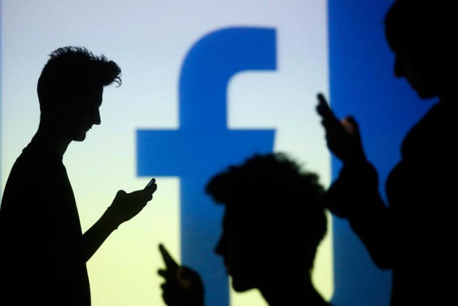 L'action de Facebook a chuté hier de plus... (PhotoDado Ruvic, archives Reuters)