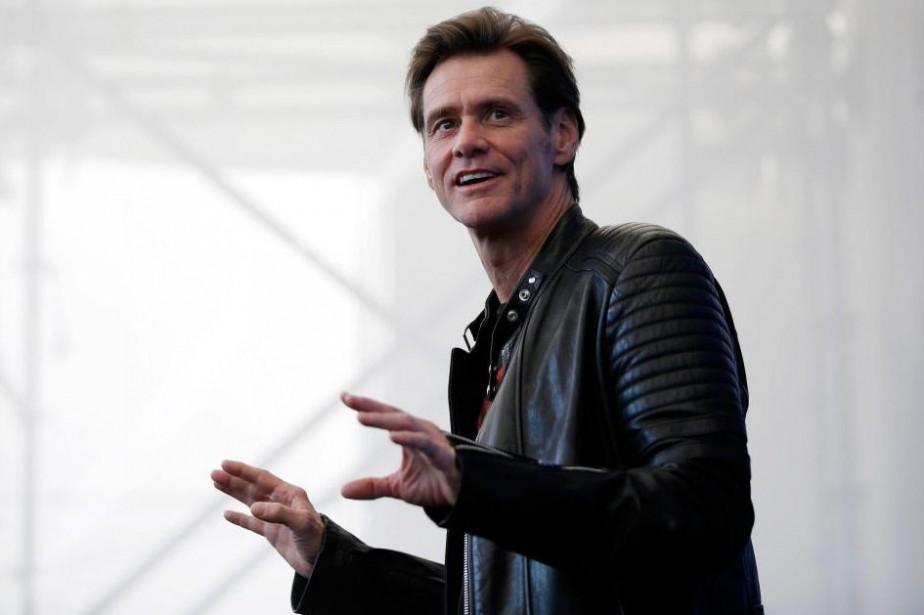 Jim Carrey... (PhotoDomenico Stinellis, archives Associated Press)