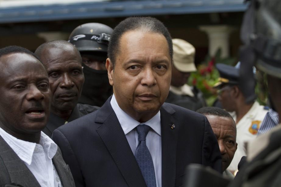 Surnommé «Bébé Doc», Jean-Claude Duvalier avait hérité du... (PHOTO Ramon Espinosa, ARCHIVES AP)