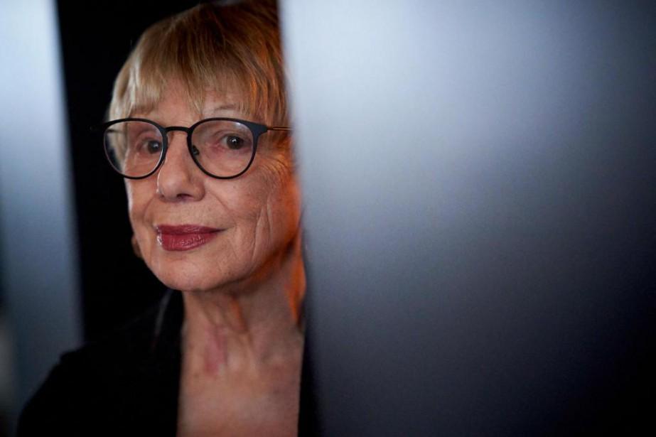 France Théoret, écrivaine et militante... (Photo André Pichette, La Presse)