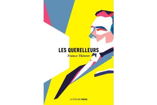 Les querelleurs,de France Théoret... (image fournie par La Peuplade)