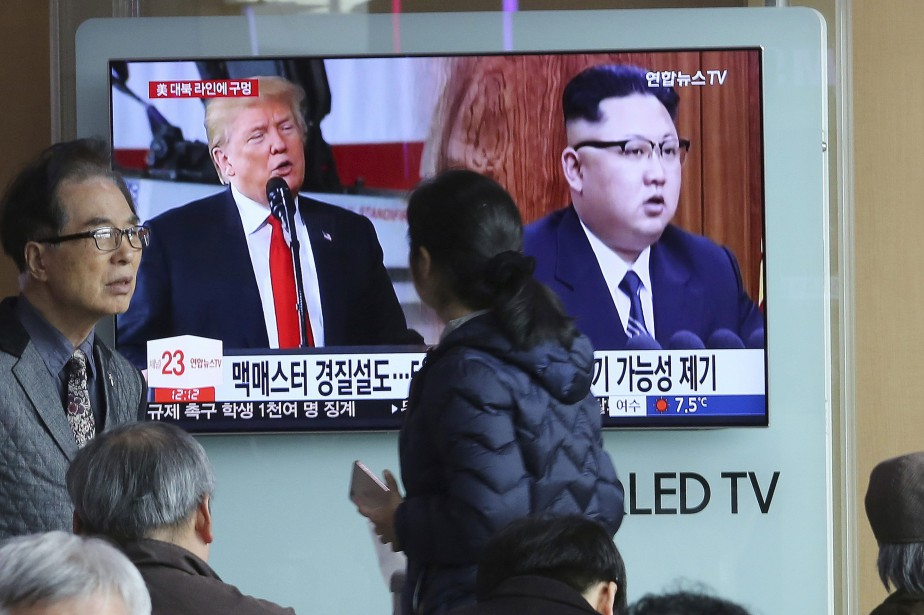 Donald Trump a créé la surprise en acceptant... (ARCHIVES AP)