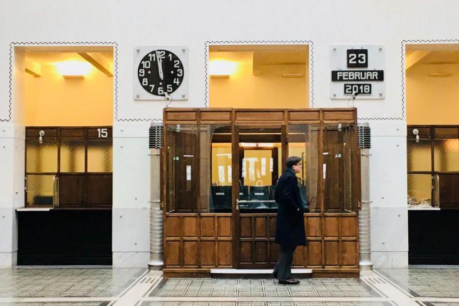 La Caisse d'épargne postale a été jugée si... (Photo Violaine Ballivy, La Presse)