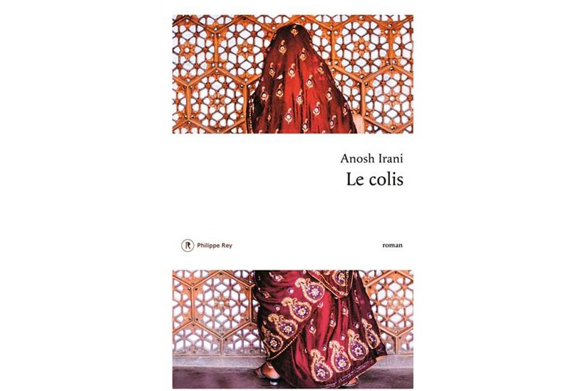 Le colis... (image fournie par les Éditions Philippe Rey)