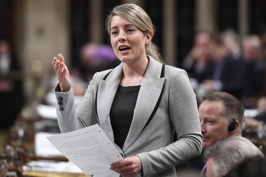 «Il n'y aura pas de grande consultation publique... (PHOTO Justin Tang, LA PRESSE CANADIENNE)