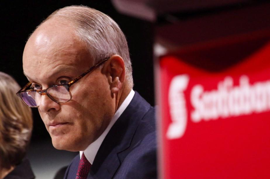 Le grand patron de la Banque Scotia, Brian... (PHOTO ARCHIVES LA PRESSE CANADIENNE)