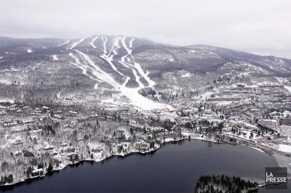Mont-Tremblant attire toujours son lot de skieurs année... (Photo Bernard Brault, Archives La Presse)