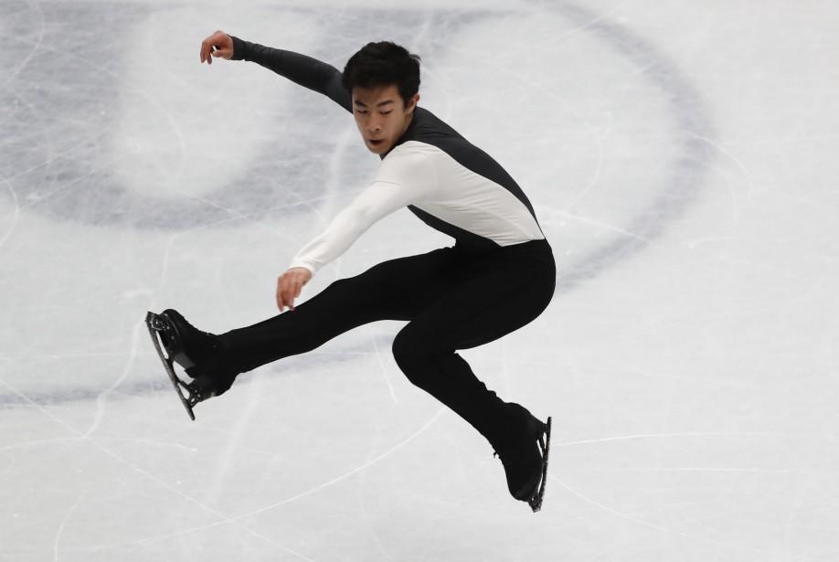Nathan Chen... (Photo Antonio Calanni, AP)