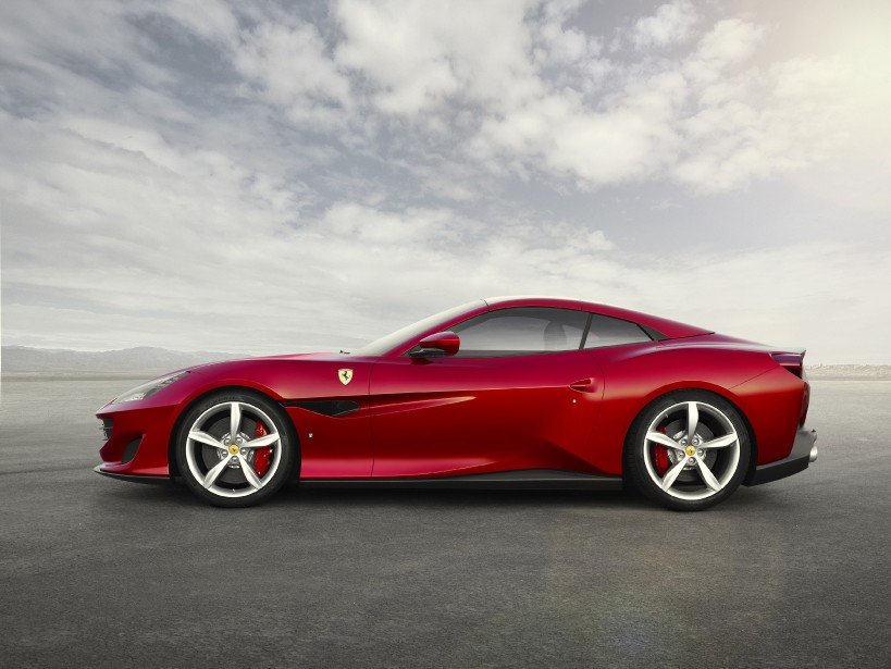 Ferrari Portofino | 22 mars 2018